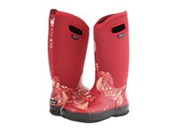 Bogs Classic Forest Tall Ruby Red Women's Waterproof Boots