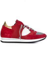 Philippe Model 'Tropez' Sneakers Red