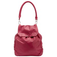 Liebeskind Sakai Vintage Leather Backpack Cherry Blossom Red