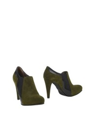 Stele Shoe Boots Military Green