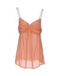 Suoli Topwear Tops Women Rust