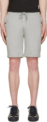 Moncler Heather Classic Sweat Shorts