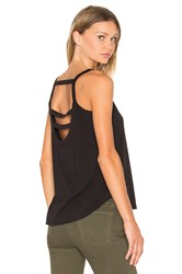 Chaser Strappy Back Cami Black