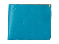 Original Penguin Jimmy Bifold Wallet Enamel Blues Wallet Handbags