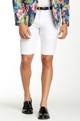 Wd.Ny Solid Short White