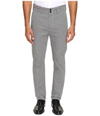 Vivienne Westwood Anglomania Classic Houndstooth Chino Black White