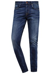 Scotch And Soda Ralston Slim Fit Jeans Best Of Blue Dark Blue