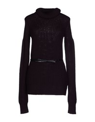 Pepe Jeans Knitwear Turtlenecks Women Deep Purple