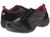 Sanita Revive Black Grey Women's Shoes