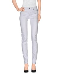 Cheap Monday Trousers Casual Trousers Women White