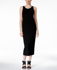 Eileen Fisher Sleeveless Scoop Neck Maxi Dress