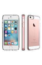 Speck 'Candyshell' Iphone 5 5S And Se Case White Clear