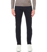 Armani Jeans Comfort Slim Fit Straight Dark Blue
