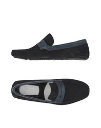 Zero_571 Footwear Moccasins Men Dark Blue