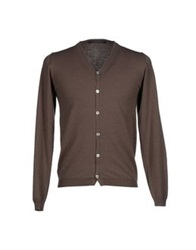 Private Lives Cardigans Cocoa