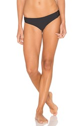Rvca Imaginary Cheeky Bikini Bottom Black