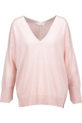 Duffy Cashmere Sweater Pastel Pink