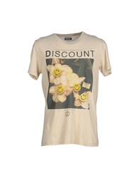 Madson Discount Topwear T Shirts Men Sand
