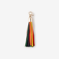 Clare V. X And Other Stories Griffith Leather Tassel Multi