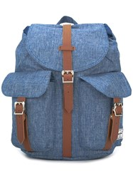 Herschel Supply Co. Single Strap Small Backpack Blue