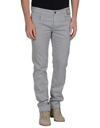 Camouflage Ar And J. Trousers Casual Trousers Men Light Grey