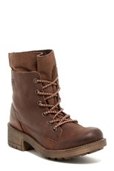 Coolway Brooks Lace Up Boot Brown