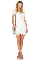 Show Me Your Mumu Crochet The Day Away Dress Ivory