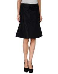 Ralph Lauren Black Label Knee Length Skirts