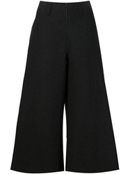 Rosie Assoulin Palazzo Trousers Black