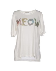 Emma Cook T Shirts White