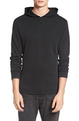 Volcom Men's 'Waiters' Waffle Knit Thermal Hoodie
