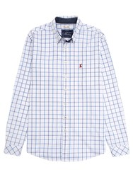 Joules Welford Check Oxford Shirt