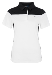 J. Lindeberg J.Lindeberg Grace Polo Shirt Black