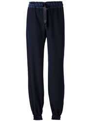 Alexis Mabille Drawstring Trousers