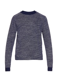 Oliver Spencer Highgrove Cotton Blend Sweatshirt