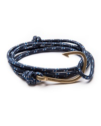 Miansai Hook Rope Bracelet Navy