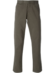 Tomas Maier Chino Trousers Grey