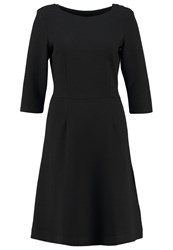 Tom Tailor Jersey Dress Black
