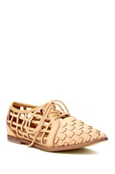 Matisse Gimlet Woven Oxford Brown