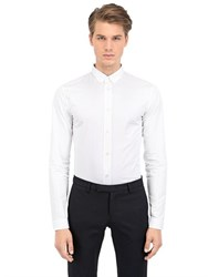 Christian Dior Cotton Poplin Shirt