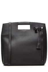 Steffen Schraut Leather Tote Black