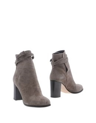 Emma Lou Ankle Boots Grey