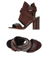 Surface To Air Sandals Cocoa
