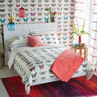 Harlequin Papilio Duvet Cover Super King