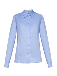 Stella Mccartney Scala Cotton Oxford Shirt