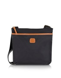 Bric's X Bag Urban Envelope Nylon Crossbody Black