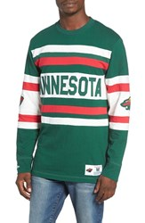 Mitchell And Ness Men's Minnesota Open Net Pullover