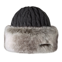 Barts Fur Cable Bandhat One Size