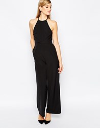 Finders Keepers Guilty Pleasure Jumpsuit In Black