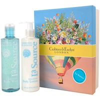Crabtree And Evelyn La Source Bath And Body Duo Set